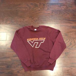 Virginia tech sweatshirt